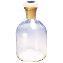 Bottle, Reagent, Plastic Stopper, 250ml