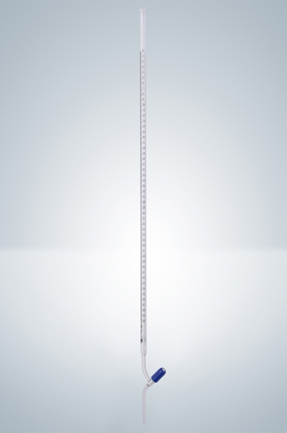 Burette, Glass, PTFE Stopcock, 10ml