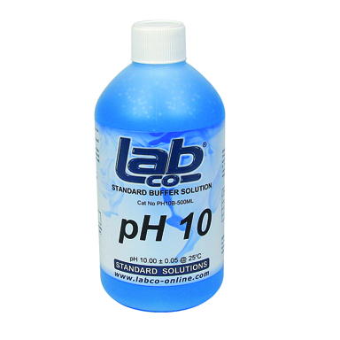 Buffer pH10 Solution Blue (500mL)