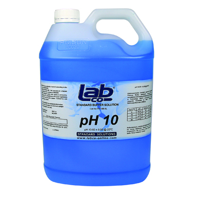 Buffer pH10 Solution Blue (5L)