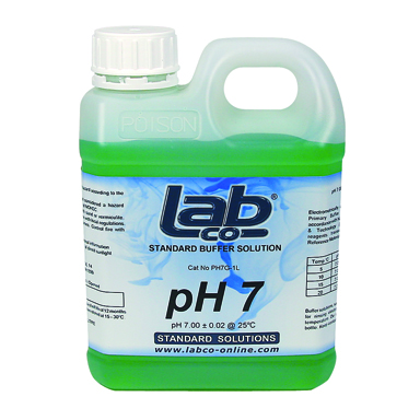 Buffer pH7 Solution Green (1L)