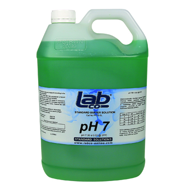 Buffer pH7 Solution Green (5L)