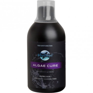 Algae Cure, for Control of Algae in Aquaria, 500ml Bottle