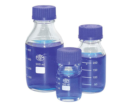 Bottle, Reagent, 100ml