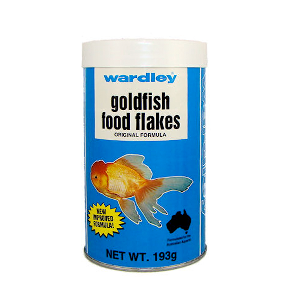 Feed, Fish, Coldwater, Flakes, 193g Pack