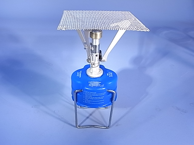 Tripod, for Portable Bunsen Burner