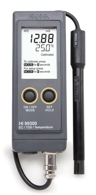 Conductivity Meter, 0-3,999uS/cm