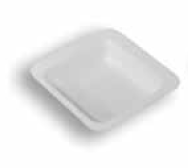 Weigh Tray (Weigh Boat), Plastic, 44 x 44mm, 250pk