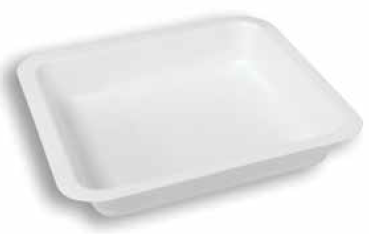 Weigh Tray (Weigh Boat), Plastic, 140 x 140mm, 250pk
