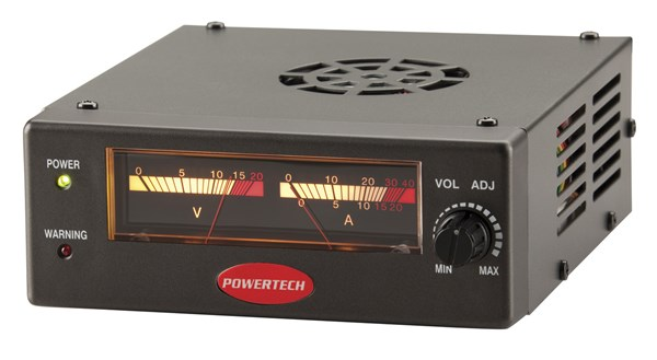 Power Supply, Compact Switchmode, 0-16VDC, 25-30A