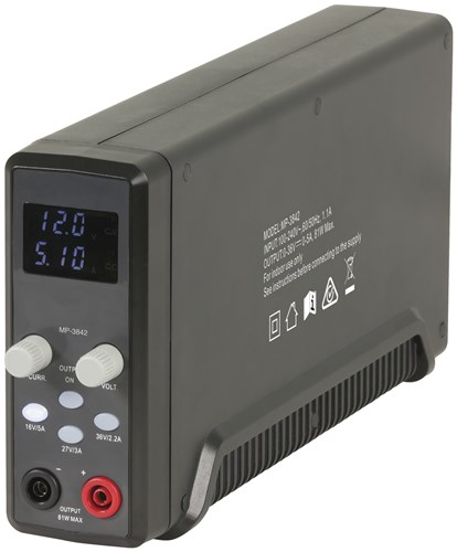 Power Supply, Constant current/ Constant Voltage Output, 80W