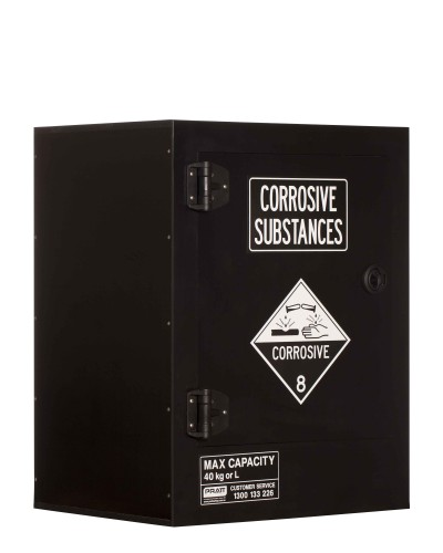 Corrosive Substances (Plastic) Storage Cabinet, 40L