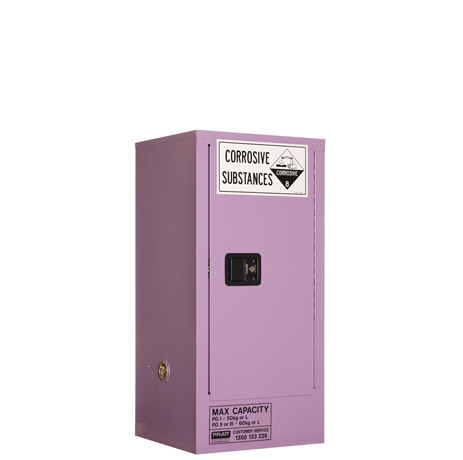 Corrrosive Substances (Metal) Storage Cabinet, 60L
