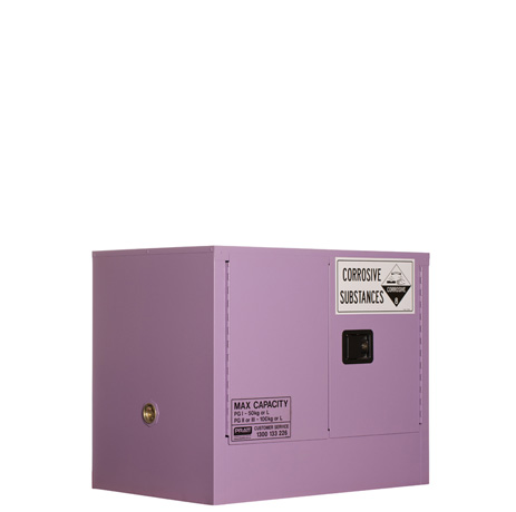 Corrosive Substances (Metal) Storage Cabinet, 100L