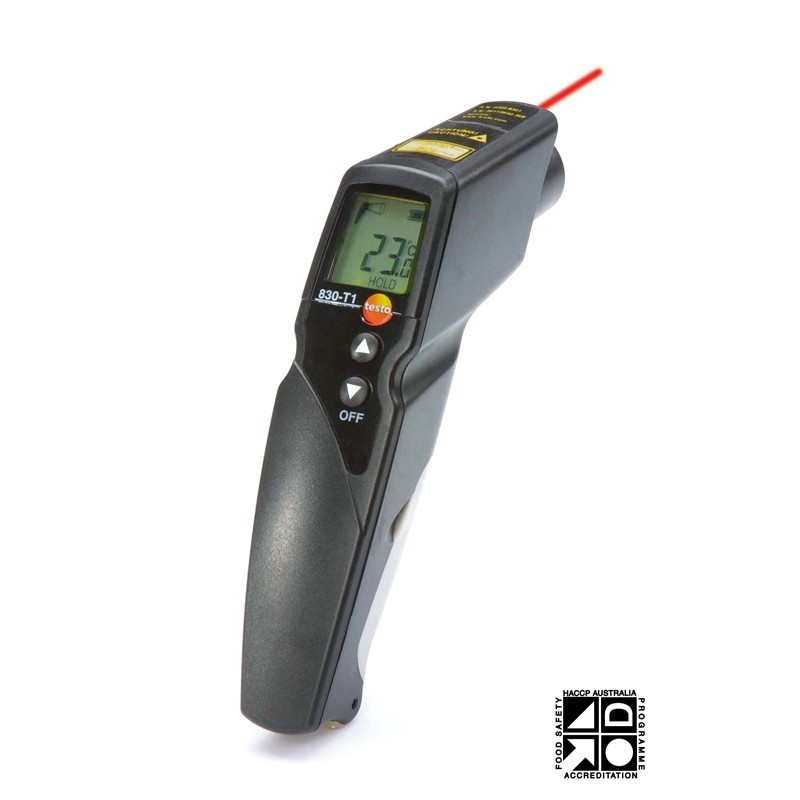 Testo 830-T1, Thermometer, Digital, Infrared