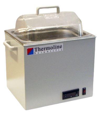 Water Bath, Uncirculated, 12 litre Capacity