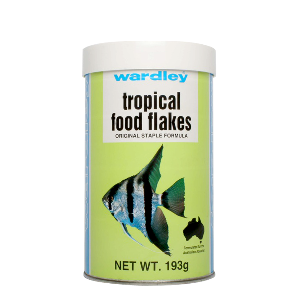 Feed, Fish, Tropical, Flakes, 193g Pack